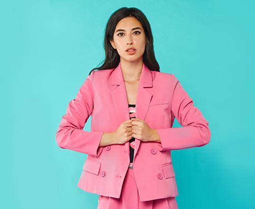 Minueto Pink Jacket